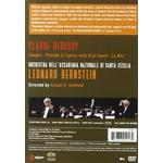 Prelude Film Leonard Bernstein: Debussy (Images/ Prélude À L'après Midi D'un Faune/ La Mer) [DVD] [2010]